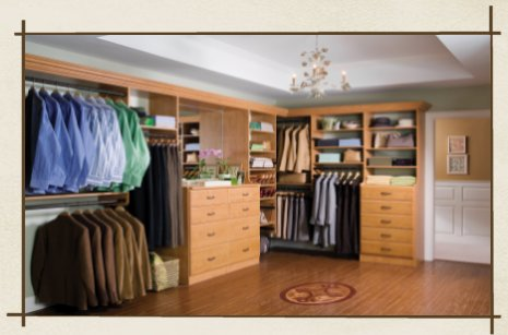 Peter\'s Closets - New York\'s Only Full Service Closet Company